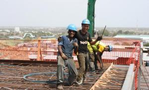 Alegria y entusiasmo, caracterizan a nuestro equipo de trabajo