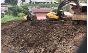 Excavación Planta de Tratamiento