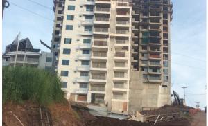 Trabajos de infraestructura para ampliación Loma Brown