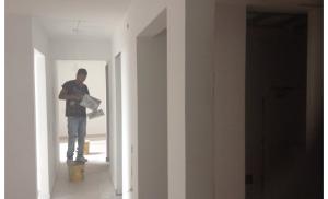 Pasteo y Pintura apartamentos T400